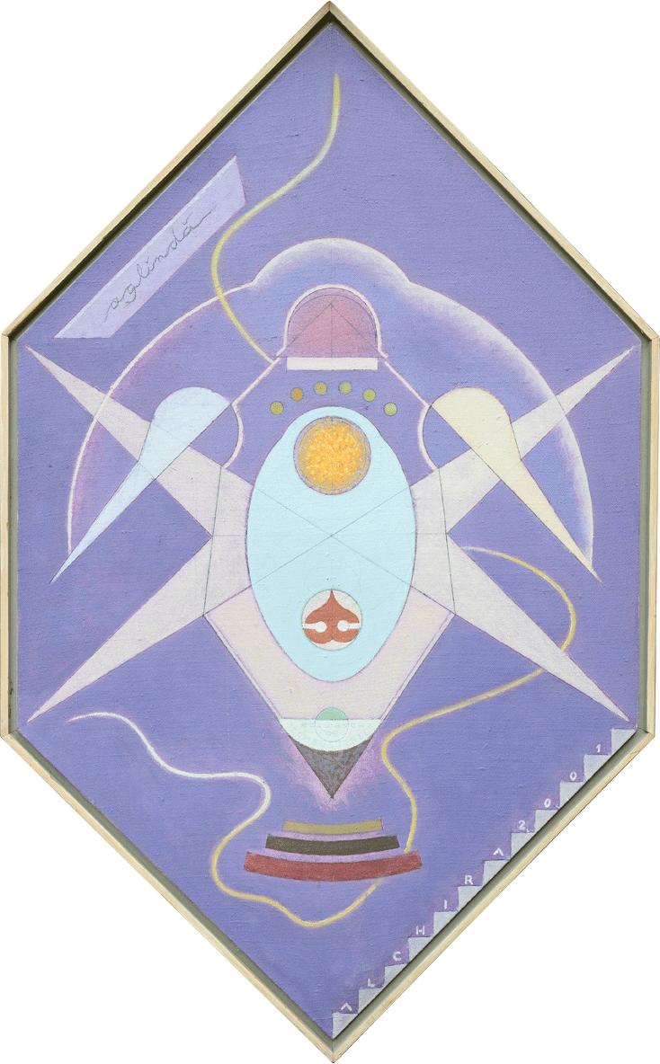 Lampas inaripat / Desemn pentru telepoem II