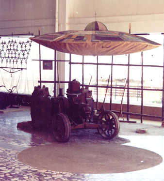 Satul Suspendat - Muzeul Agriculturii din Slobozia