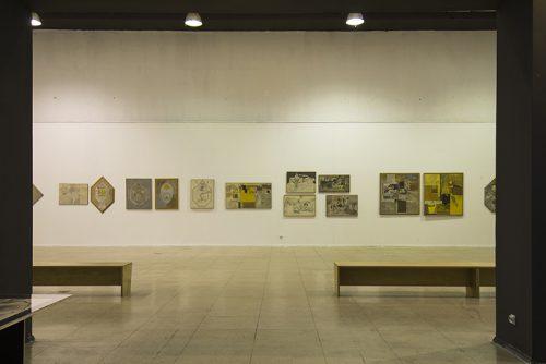 Expozitie Retrospectiva, Muzeul National de Arta Contemporana, 2015